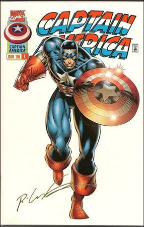 Captain America (1996) 1-D
