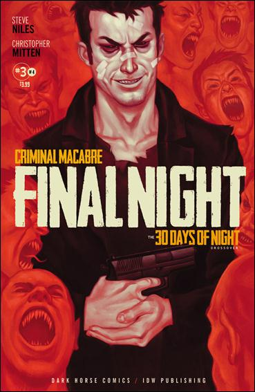 Criminal Macabre: Final Night - The 30 Days of Night Crossover 3-A by Dark Horse