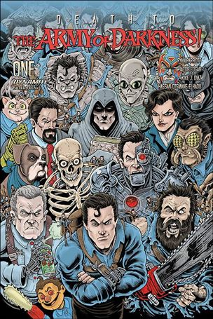 Death to the Army of Darkness 1-E
