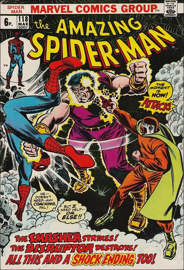 Amazing Spider-Man (1963) 118-B by Marvel