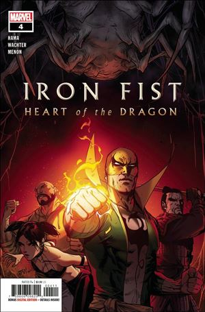 Iron Fist: Heart of the Dragon 4-A