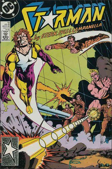 Starman (1988) 12-A by DC