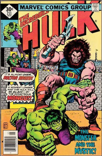 Incredible Hulk (1968) 211-B by Marvel