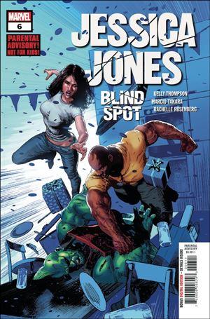 Jessica Jones: Blind Spot 6-A