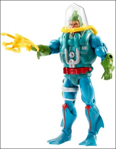 Masters of the Universe Classics Hydron (Loose) by Mattel