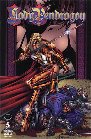 Lady Pendragon (1999) 5-A by Image