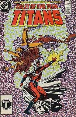 Tales of the Teen Titans 90-A by DC