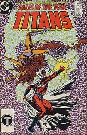 Tales of the Teen Titans 90-A