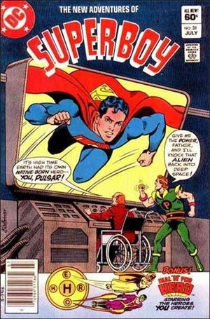 New Adventures of Superboy 31-A
