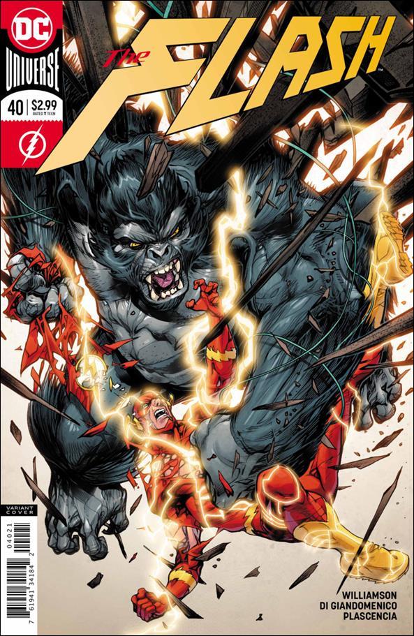 Flash (2016) 40-B by DC
