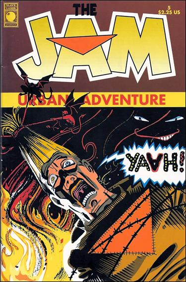 Jam 5-A by Slave Labor Graphics (SLG) Publishing