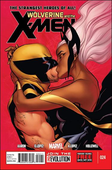 Wolverine & the X-Men 24-A by Marvel
