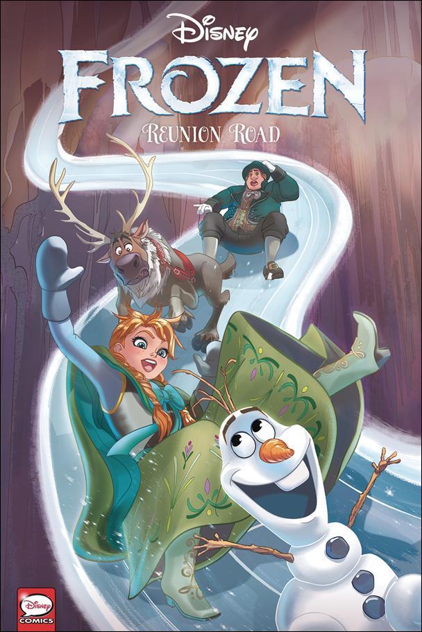 Disney Frozen: Reunion Road nn-A by Dark Horse