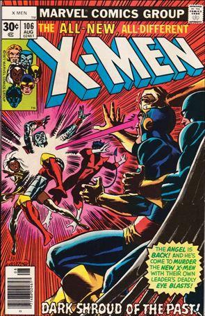X-Men (1963) 106-A