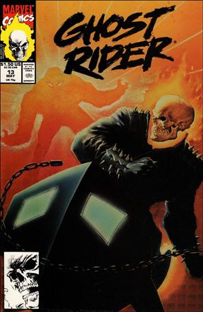Ghost Rider (1990) 13-A