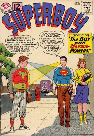 Superboy (1949) 98-A by DC