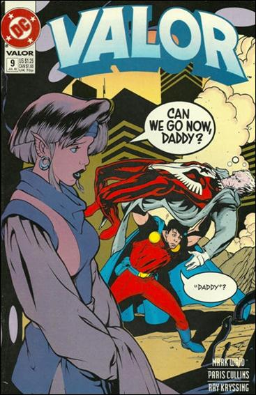 Valor (1992) 9-A by DC