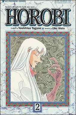 Horobi: Part 1 2-A by Viz