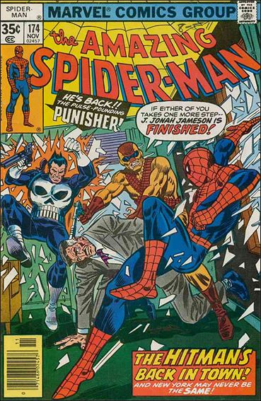 Amazing Spider-Man (1963) 174-A by Marvel