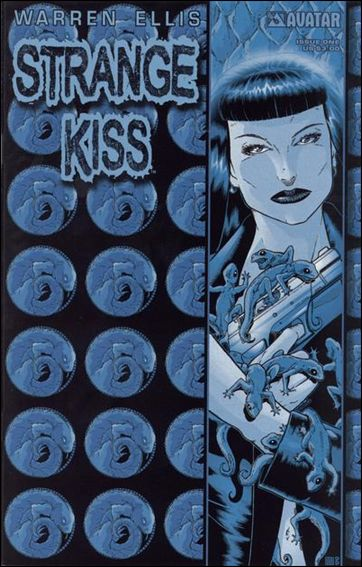 Strange Kiss 1-A by Avatar Press