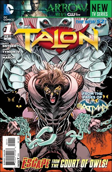 Talon (2012) 1-A by DC
