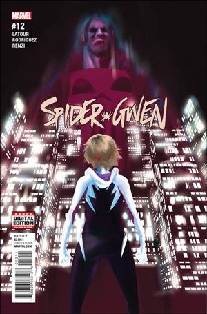 Spider-Gwen (2015/12) 12-A