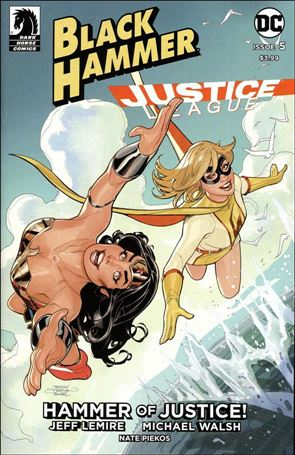Black Hammer/Justice League: Hammer of Justice! 5-E