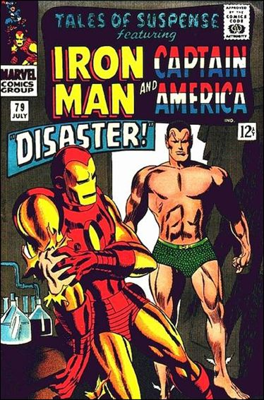 Tales of Suspense (1959) 79-A by Marvel