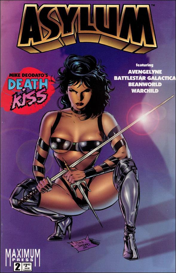Asylum (1995) 2-A by Maximum Press