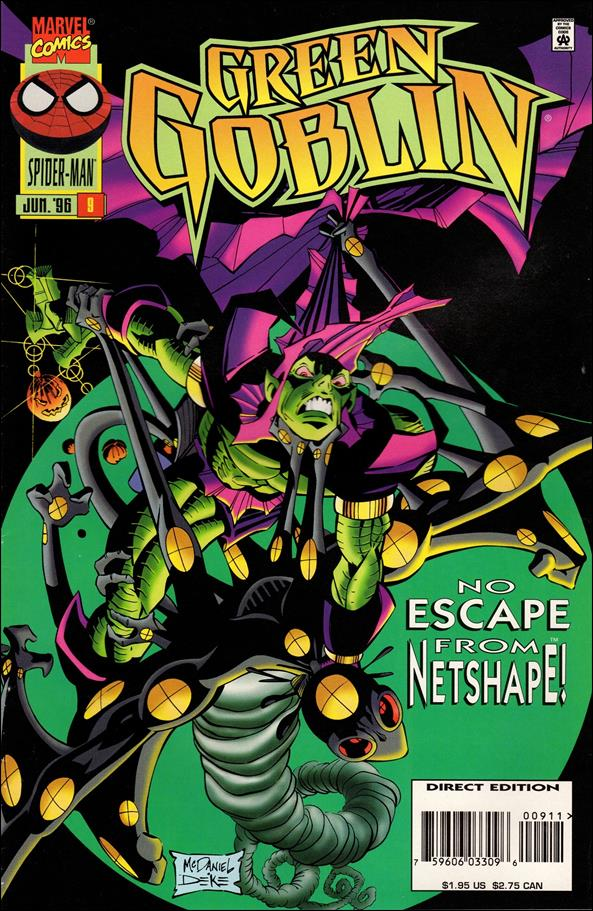 Green Goblin 9-A by Marvel