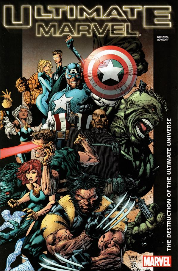 Ultimate Marvel Sampler nn-A by Marvel