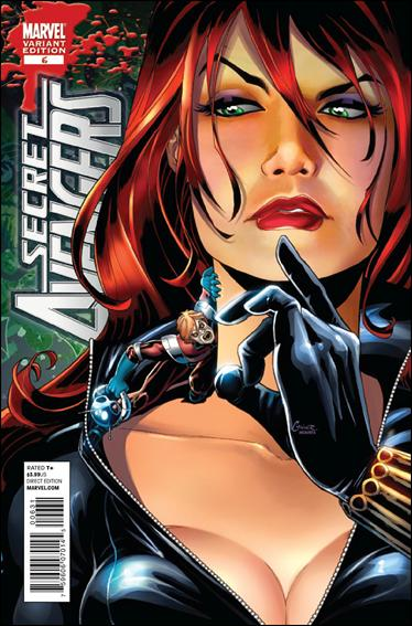 Secret Avengers (2010) 6-C by Marvel