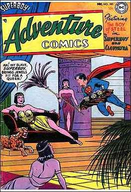Adventure Comics (1938) 183-A by DC