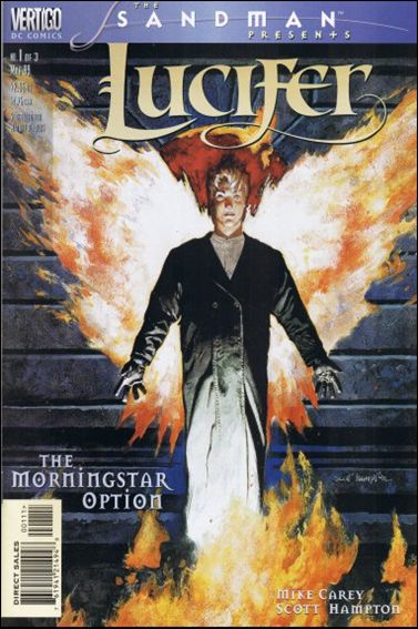Sandman Presents: Lucifer 1-A by Vertigo