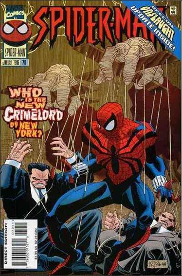 Spider-Man (1990) 70-A by Marvel