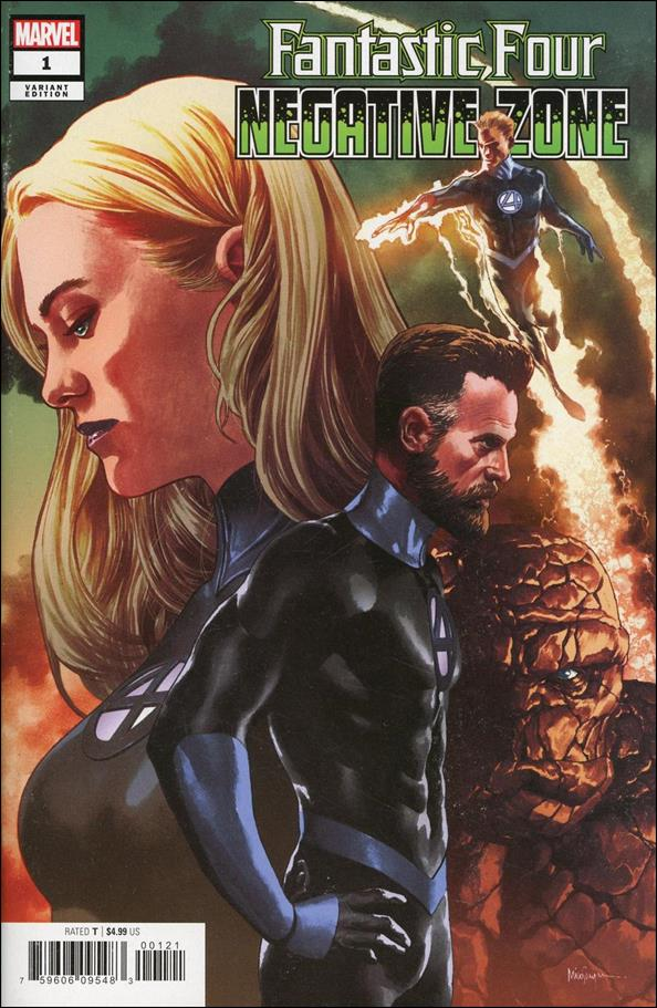 Fantastic Four: Negative Zone 1-B by Marvel