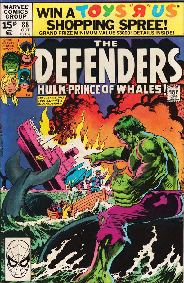 Defenders (1972) 88-B by Marvel