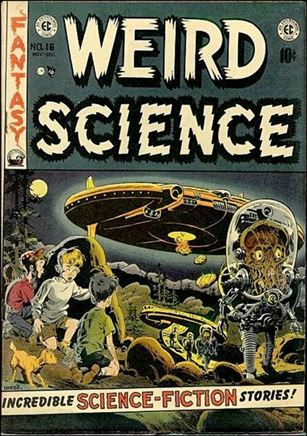 Weird Science (1950) 16-A