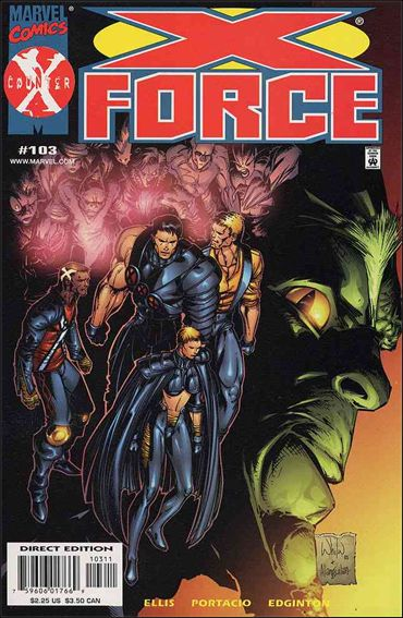 X-Force (1991) 103-A by Marvel