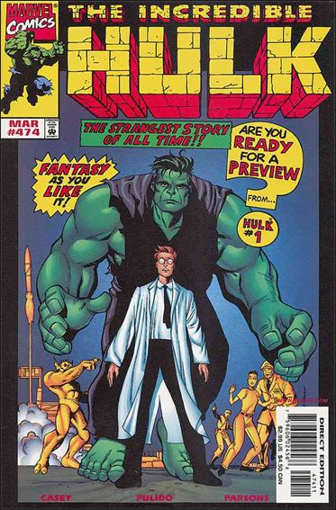 Incredible Hulk (1968) 474-A by Marvel