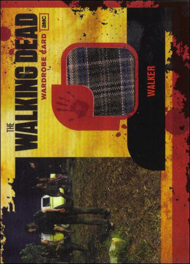 Walking Dead (Wardrobe Subset) M16-A by Cryptozoic Entertainment