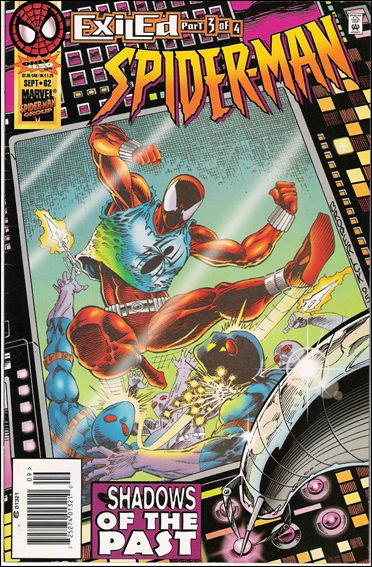 Spider-Man (1990) 62-B by Marvel