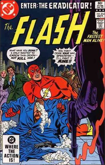 Flash (1959) 314-A by DC