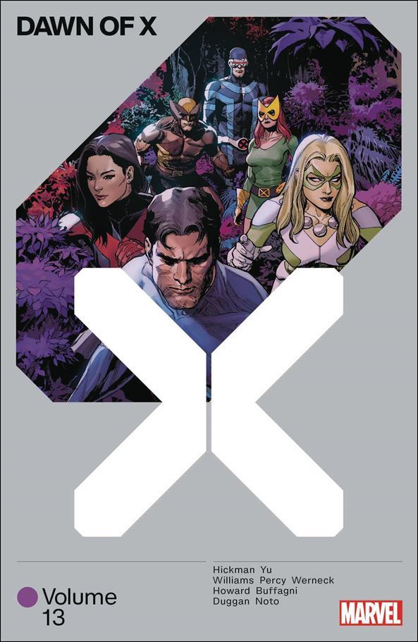 Dawn of X 13-A by Marvel