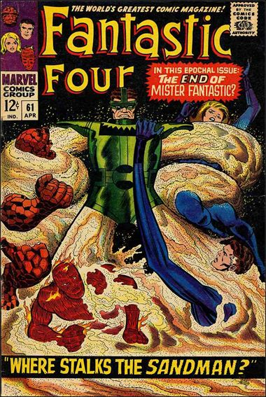 Fantastic Four (1961) 61-A by Marvel