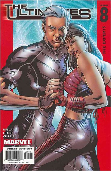 Ultimates (2002) 8-A by Marvel