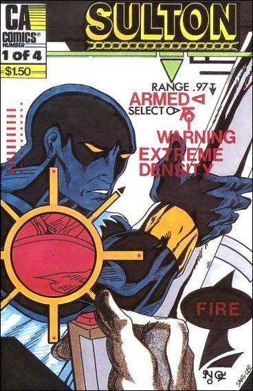 Sulton 1-A by CA Comics