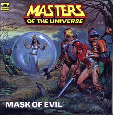 Masters of the Universe (1983) 11,370-A by Western Publishing Co.