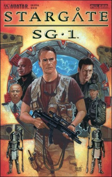 Stargate SG-1 Convention Special 1-A by Avatar Press