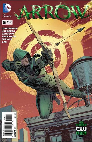 Arrow (2013) 5-A by DC